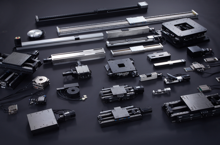 Linear Motion Rolling Guides / Mechatronics Series
