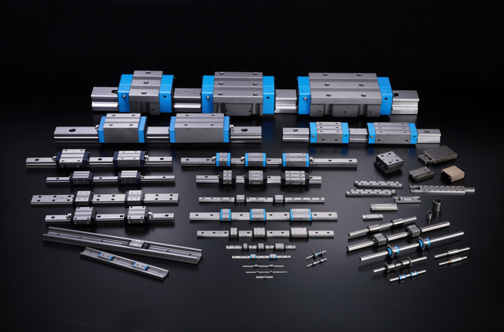 Linear Motion Rolling Guides / Linear Motion Rolling Guide Series