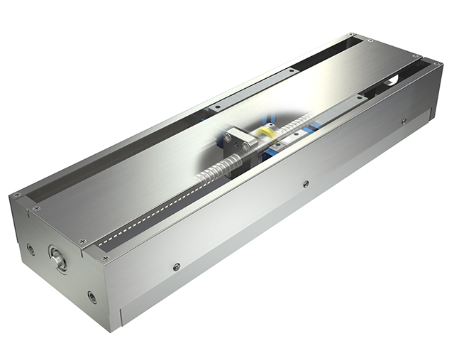 Long Stroke Precision Positioning Table L